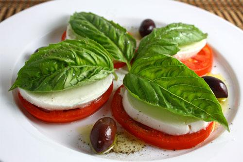 How to prepare Mozzarella Salad