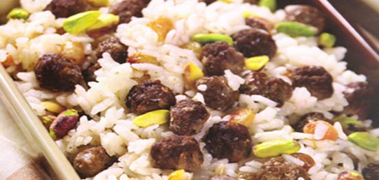 Ali Pasha rice