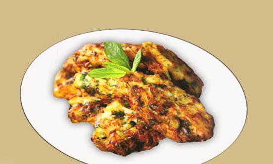 Cauliflower omelet | Turkish recipe