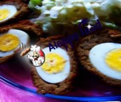 Egg -Rissole
