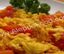 Egg-with-Tomatoes