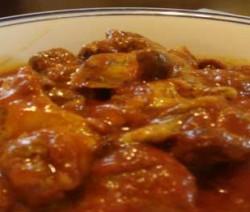 Eggplant-Stew