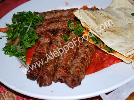 Grilled Kabab