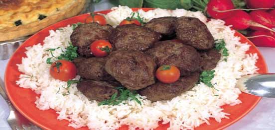 Lean Meat Rissole
