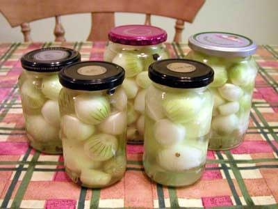 Onion Pickles