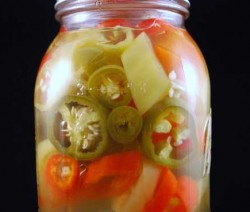 Pepper-Pickles
