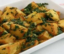 Potato-with-Coriander