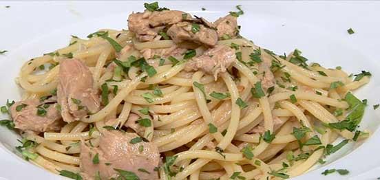 spaghetti | spaghetti with tuna