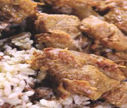 Turkish meat