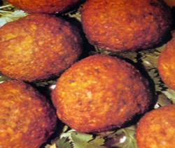 Turkish rissole