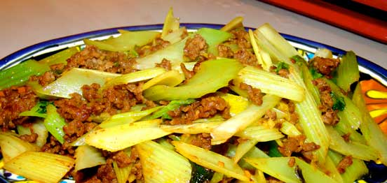 celery recipes