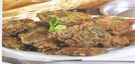 chard omelet