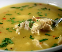 chicken-lemon-soup
