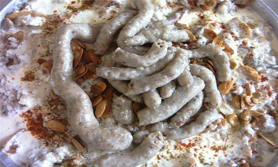 Syrian recipes aleppofood intestine recipe forumfinder