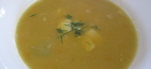 lentil celery soup