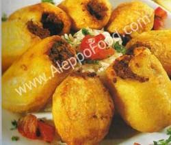 mahshi potato