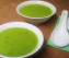 onion with peas soup