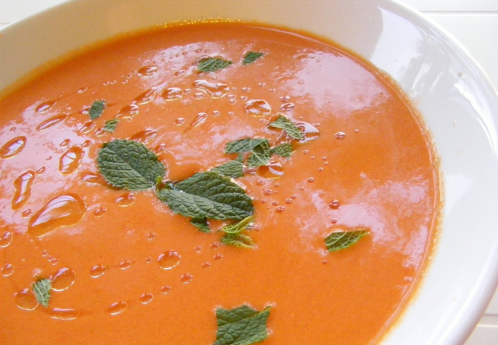 tomato soup (Turkish recipe)